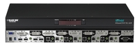 Wizard Dual Link DVI KVM Switch, 8-Port