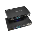 HDMI-over-IP Distribution MediaCento™ IPX 4K, USB Audio Serial IR
