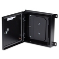 NEMA-4/IP56-Rated Fiber Splice Tray Wallmount Enclosure