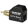CCTV A/V-Balun with RCA Connector