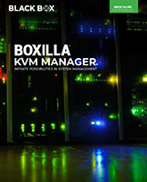 Boxilla: Centralised AV/KVM Manager